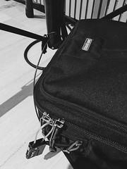 Lock-up and carry on ... (Richard Hadley Photography) Tags: iphone fujifilm nikon eventplanner eventphotographer barcelona barcelonaevents eventsbarcelona montjuic spain thinktankphoto photographerslife godox