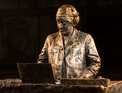 World human statues championship (CdL Creative) Tags: 70d arnhem canon cdlcreative eos gelderland holland netherlands geo:lat=519777 geo:lon=59101 geotagged humanstatues worldchampionships nl