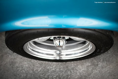 1967 Fastback - Shot 5 (Dejan Marinkovic Photography) Tags: 1967 american automotive car classic fastback ford muscle mustang tire wheel detail torqthrust michelin