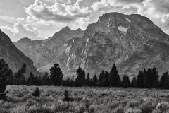 Mt. Moran - Grand Teton National Park, Wyoming (sbuckinghamnj) Tags: mountain mtmoran grandtetonnationalpark grandteton