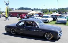 cruising Goodguys (bballchico) Tags: cruising goodguyspacificnwnationals carshow ford shoebox custom