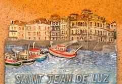 Saint Jean de Luz-Macro Monday (katy1279) Tags: macromondays souvenir saintjeandeluz holiday summerholiday family goodtimes sunshine memories fridgemagnet tamron90mmtamron90mm28di