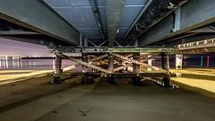 Barwon Heads Bridges-4 (Quick Shot Photos) Tags: barwonheads canon night oceangrove astro victoria australia twinbridges bridges leadinglinesbarwonheadscanonnightoceangroveastrovictoriaaustraliaau