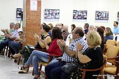 Efectivos de la Unidad Canina de Rescate y Bomberos Unidos de Huelva