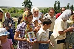 16. Первый престольный день в с. Адамовка