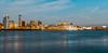 liverpool skyline (paul hitchmough photography 2) Tags: liverpool liverpoolskyline skyline water rivermersey liverbirds pierhead albertdock bluehour reflections uk longexposure nikond800 nikonphotograhy nikon24120mm city