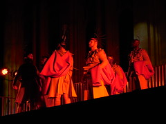 Blood Rite, Oct 2017: Seeing London's Guildhall in a Different Light (roger.w800) Tags: london londonguildhall guildhall guildhalllondon dance music theatre lightshow lightprojection entertainment performance
