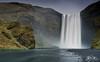 Skógafoss (►►M J Turner Photography ◄◄) Tags: skógafoss southiceland iceland skógar rangárþingeystra ísland