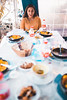 So much food (Leo P. Hidalgo (@yompyz)) Tags: أصيلة aṣīla assilah marruecos المغرب almaġrib morocco food tajin cuscus girl trip travel fun