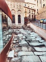Toledo, Spain (admirakurtaj) Tags: españa place beautiful city old educationtravel pisodepiedra stonefloor stone mezquita mosque travel spain toledo