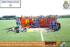 VIII Copa Federación Alevín Fase* Jornada 1