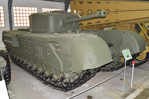 A22F Churchill Mk.VII Crocodile [previously marked as T17188]