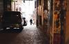 Down A Seattle Alley (Kevin VanEmburgh Photography) Tags: adventure kevinvanemburghphotography nikon pacificnorthwest seattel travel washington west dogwalk dogwalker alley street streetphotography graffiti