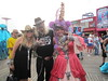 THE GANG'S ALL HERE! (outlawbobbysteele1) Tags: coney island brooklynusa