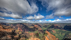 Waimea Canyon (RH Miller) Tags: rhmiller reedmiller landscape canyon waimeacanyon kauai hawaii usa