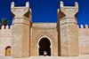 Rabat - Chellah Fortress (simone_a13) Tags: morocco rabat fortress historic bluesky entrance arch building maroc
