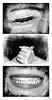 Aie !!! (AngelsPixel) Tags: aie bw beauty beauté black blackwhite blackandwhite blanc blonde bouche cheveu dent douleur eye hair hand hurt langue levre lip main mal monochrome mouth nb noir noiretblanc noirblanc oeil ouille pain personne regard sensual sensuality sensualité sensuel sexy teeth tongue triptyque white yeux