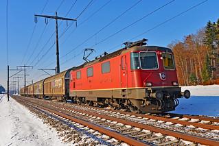 SBB Cargo Re 420 11298