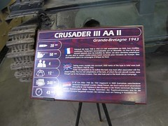 "Crusader Mk III AA 2 • <a style=""font-size:0.8em;"" href=""http://www.flickr.com/photos/81723459@N04/38083603511/"" target=""_blank"">View on Flickr</a>"