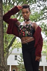 Onyeka (Artillness_photos) Tags: models modelmayhem model new york newyork newyorkphotographer femalemodels nikond5100 nikon nikond5100photography
