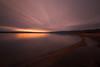 First Light (mclcbooks) Tags: sunrise dawn daybreak sky clouds lake morning beach landscape le longexposure chatfieldstatepark lakechatfield colorado