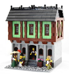 Tailor's Shop, Jameston (Ayrlego) Tags: lego brethrenofthebrickseas bobs jameston corrington