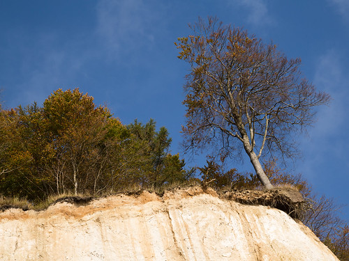Chalk cliffs, Rügen