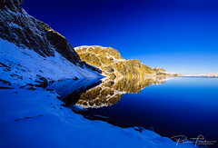 reflection (Plamen Troshev) Tags: rila bulgaria frost freeze reflection lake new nature snow ice water mountain explore sunset sunrise view panorama