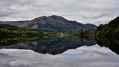 Loch Achray and Ben Venue (andrewmckie) Tags: lochachray benvenue trossachs scotland scottish scottishscenery scenery