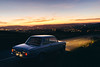 BMW 2002tii (David Guimarães) Tags: bmw 2002 car 02 fafe portugal bokeh rx1 zeiss sonnar light classic vintage city lights mountain road night peaceful drive driving tii kugelfischer ats 70s