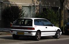 1991 Honda Civic 1.4 GL Automatic (rvandermaar) Tags: hondacivic 1991 honda civic 14 gl automatic sidecode5 tnxh81