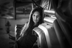 the last exit portrait (sonofphotography) Tags: sonofphotography tsphotoart blackandwhite bw beauty portrait light shade bokeh photo rock fashion explore style facebook instagram influencer clair obscure dubai leicasl