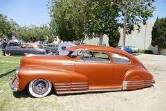 1948 Chevy Fleetline (bballchico) Tags: 1948 chevrolet fleetline santamaria carshow lowrider