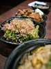 Aburi broccoli (leadin2) Tags: 2017 canon eos m6 efm 22mm f2 stm canonefm22mmf2stm singapore aburi broccoli japanese fried rice chicken nanban bonito flakes