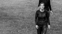 Approaching the wall. (Alex-de-Haas) Tags: 70200mm bootcamprun d5 dutch dutchies geestmerambacht holland langedijk nederland nederlands nikkor nikon noordholland bootcamp candid conquering dirt dirty endurance evenement event fit fitdutchies fitness fun hardlopen joggen jogging mensen modder mud obstacle obstakel overwinnen people plezier recreatie recreation rennen renner renners run runner runners running sport sportief sportiviteit sporty summer team teamspirit teamgeest vies volharding zomer