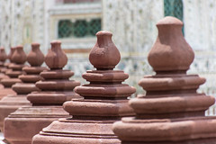 Ornaments at Wat Arun