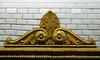 Iconic Paris Métro ornamentation (Monceau) Tags: paris métro subway design ornamentation ceramic gold architecturaldetail decoration iconic permanent odc