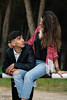 DSC_0693 (Santos98___) Tags: pareja arbol bosque negro blanco marron verde campo duo pelo vaquero jean denim pantalon cuero contraluz