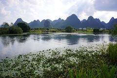 Land of Idyllic Beauty (James Tung) Tags: landofidyllicbeauty china guangxi kweilin yangso 中國 廣西 桂林 陽朔 世外桃源