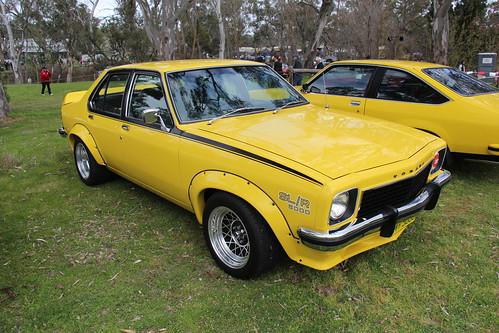 1975 Holden LH Torana SLR 5000 L34 Sedan