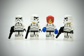 LEGO Stormtrooper Boxer