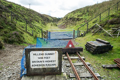 Hight point of the line , Leadhills (wwshack) Tags: leadhills leadhillsandwanlockheadrailway scotland southlanarkshire leadmining