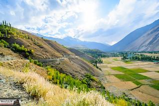 Phander valley, September 2017