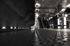 14B (Atreides59) Tags: anvers antwerp antwerpen station gare train trainstation belgique belgium pentax k30 k 30 pentaxart atreides atreides59 cedriclafrance black white bw blackandwhite noir blanc nb noiretblanc lumière light lumières lights