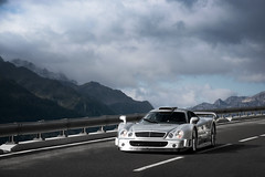 CLK GTR (mynewkeys) Tags: mercedes car supercar lemans sportcar clk gtr auto automobil