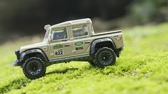Hot Wheels Land Rover Defender Pick Up (nirmala_l91) Tags: hotwheels landrover landroverdefender diecast