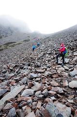 往雪山 (Philip@Tamsui) Tags: ricoh grdigital grd grii mountain hiking 登山 健行 雪山 霧