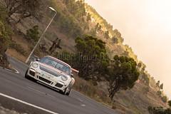 Miguel Suarez - Porsche 997 GT3 (Albert Rguez Diaz) Tags: subida las caletas la palma fuencaliente canarias rally tenerife albert rguez diaz porsche 911 997 gt3 gt cup miguel suarez