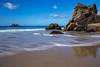 Wave (khan.Nirrep.Photo) Tags: bretagne breizh bleu blue beach finistère canon ciel canon6d camaret canon1635mmf28 mer longexposure water seascape sky sea sable