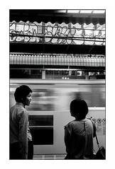 Tokyo underground by Punkrocker* - Leica M7, 35 cron Asph, Tri-x